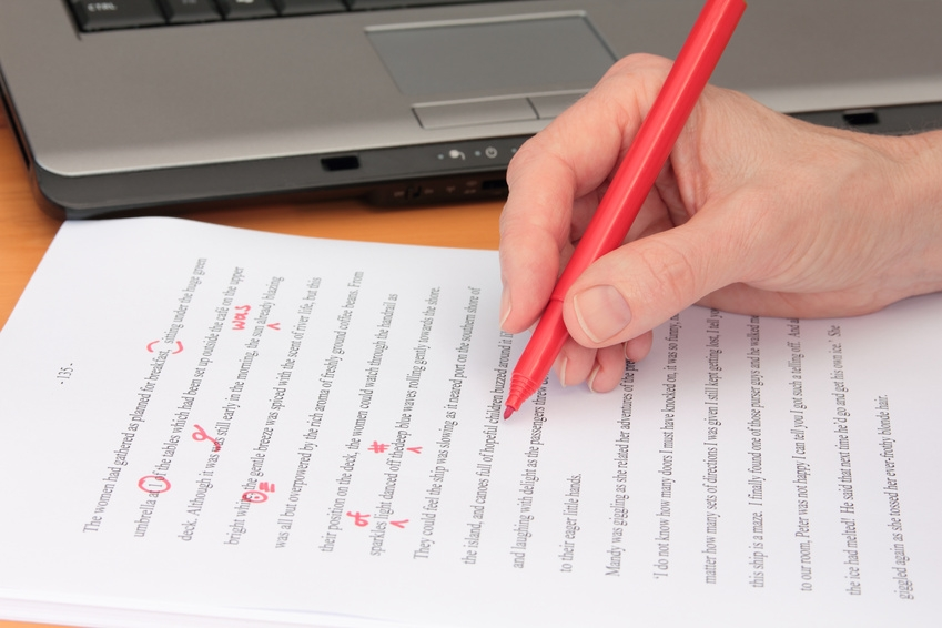 Proofreading Tips to Make Your Writing Sparkle