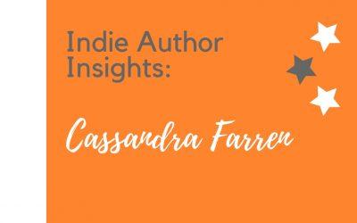 Indie Author Interview: Cassandra Farren