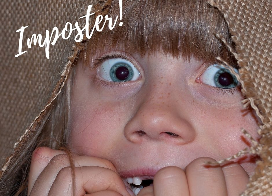 The Writer's Guide to Combatting Imposter Syndrome