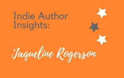 Indie Author Interview: Jacqueline Rogerson