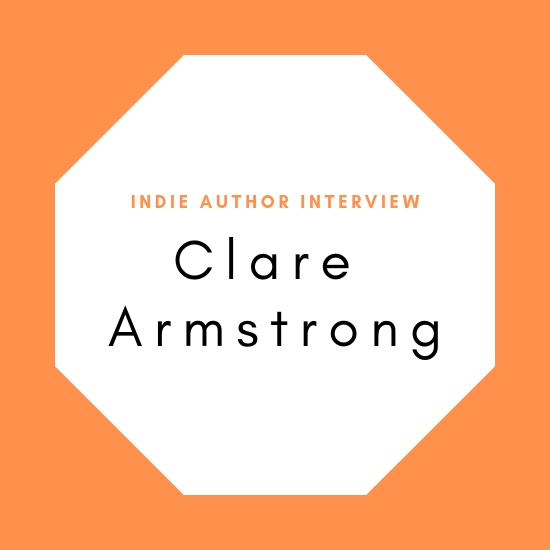 Indie Author Interview: Clare Armstrong