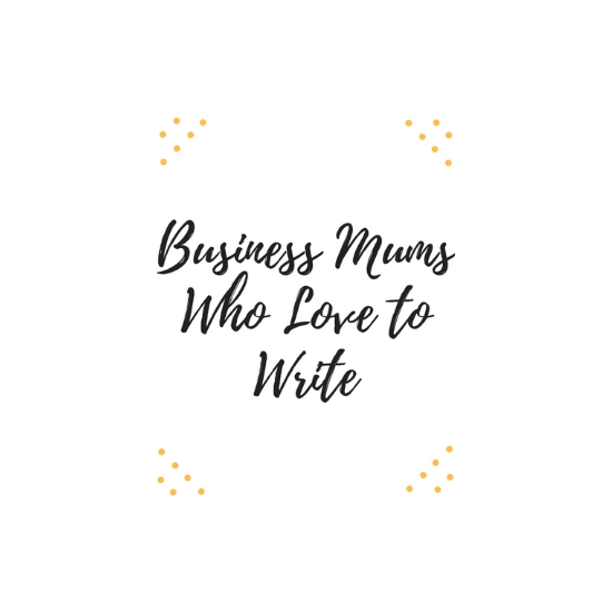 Business Mums Who Love to Write Series #4 Nadine McGregor