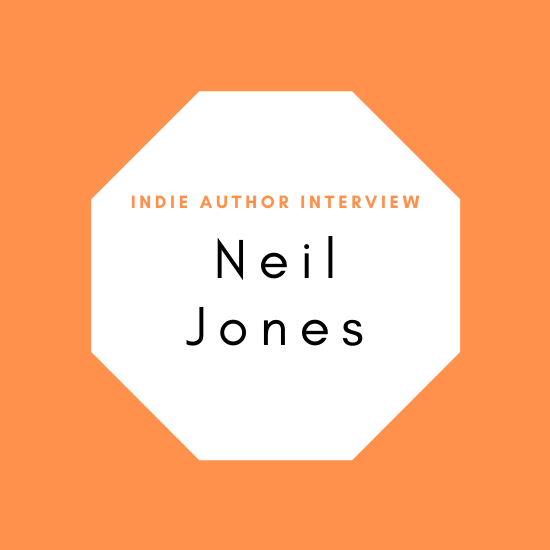 Indie Author Interview: Neil Jones – Adventures with my Sea Pass Card