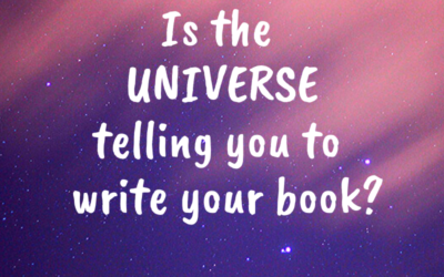 Does the Universe Want You to Write Your Business Book?