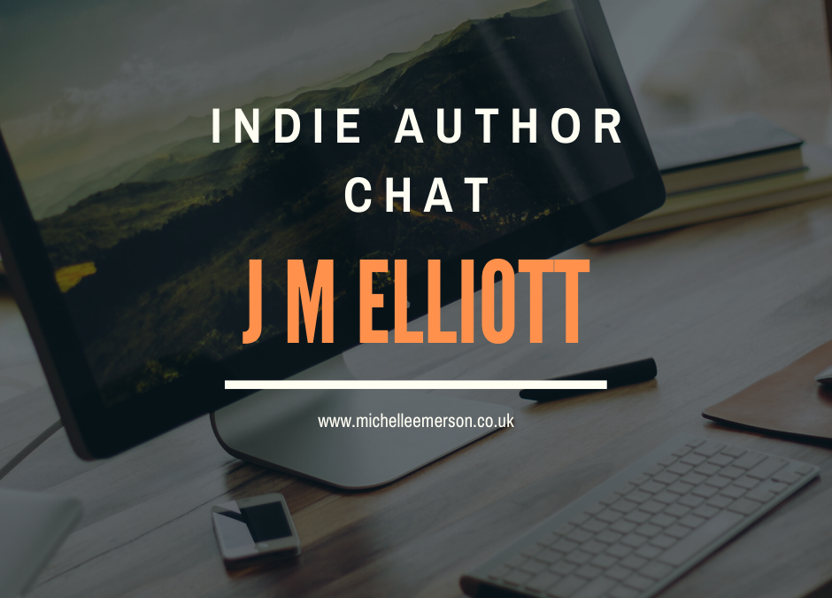 Indie Author Chat with J M Elliott, Author of 'The Poacher'