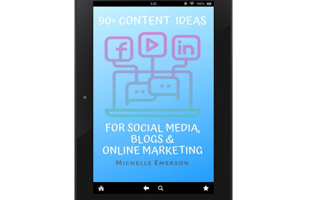 90+ Content Ideas for Social Media, Blogs and Online Content