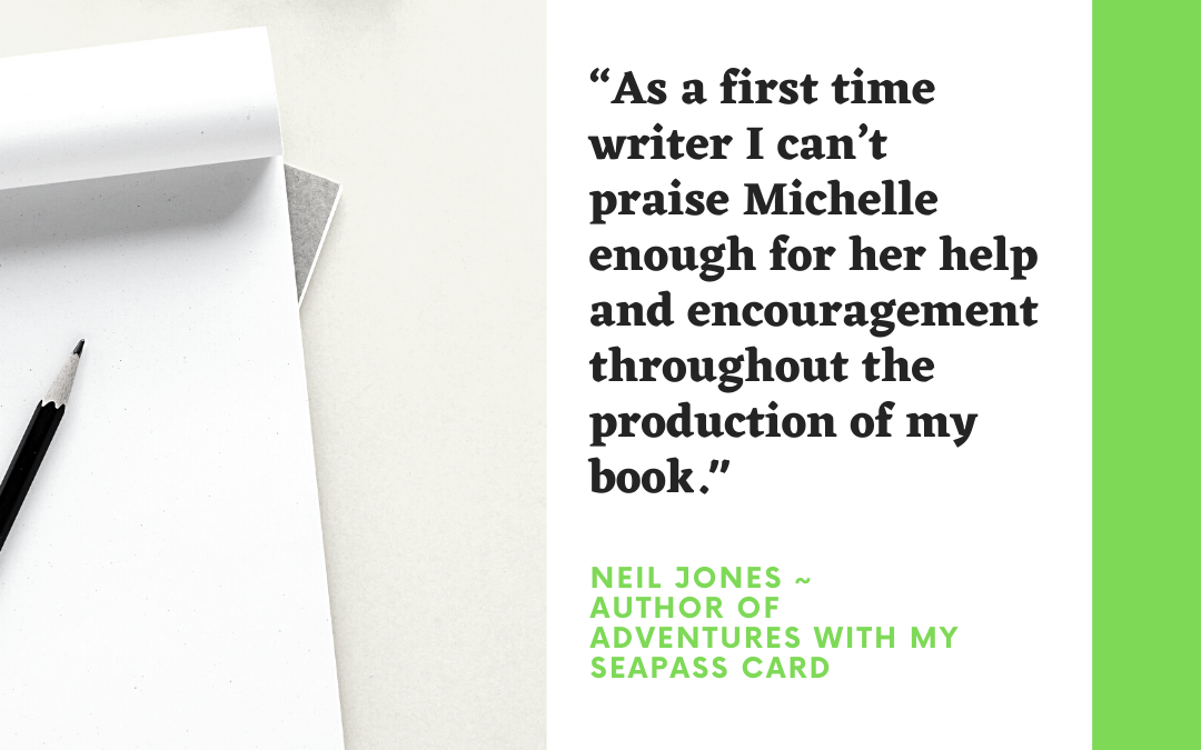 Adventures With My Sea Pass Card – Neil Jones