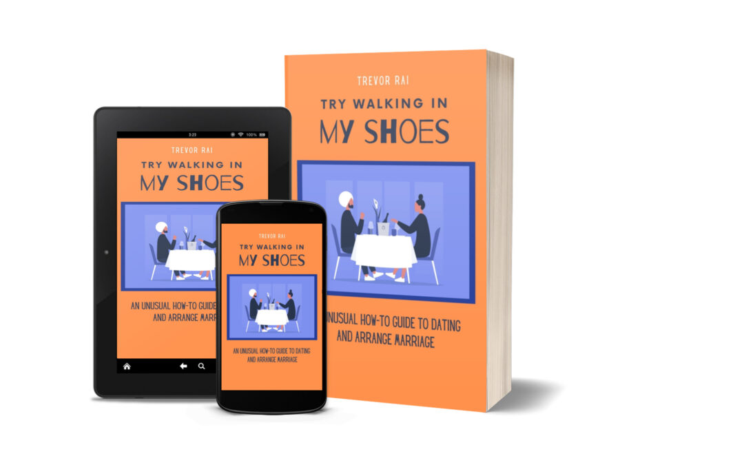 Try Walking in My Shoes  | Trevor Rai