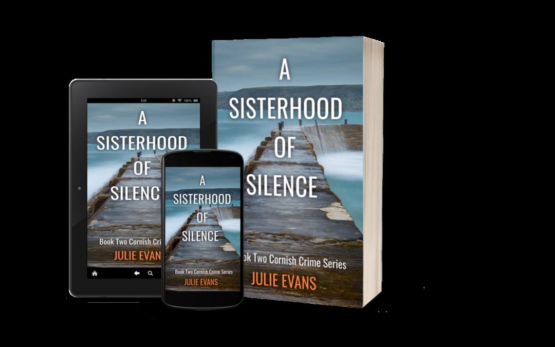 Indie Author Interview  |  Julie Evans | Cornish Crime Author